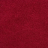 Red - Microsuede Fabric