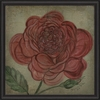 Red Rose Framed Wall Art
