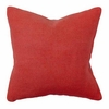 Red Willow Basket Weave Pillow