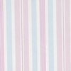 Regal Stripe Blush Curtain Panel Set