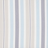 Regal Stripe Pearl Fabric by the Yard