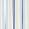 Regal Stripe Sky Curtain Panel Set