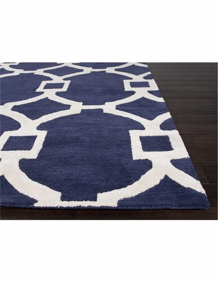 Regency Rug in Deep Navy