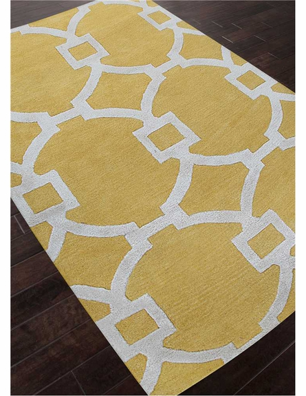 Regency Rug in Yellow