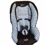 Replacement Car Seat Covers by Nollie Covers