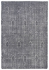Restoration Southwestern Flatweave Rug in Grey