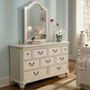 Retreat in Antique White 7-Drawer Dresser