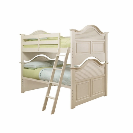 Retreat in Antique White Bunk Bed