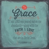 Retro Grace Wall Art