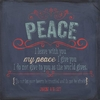 Retro Peace Wall Art