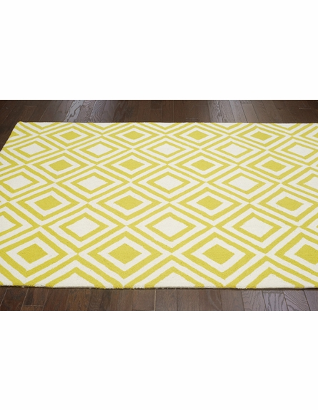 Rex Rug in Lemon
