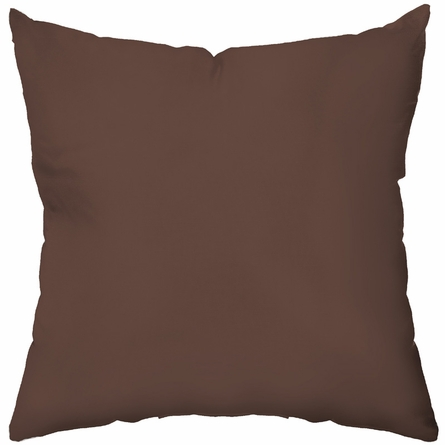 Rhino in Sand Throw Pillow