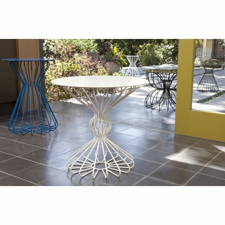 Ribbon Accent Table - Medium