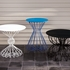 Ribbon Accent Table - Tall