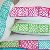 Ribbon Embroidered Sheet Set