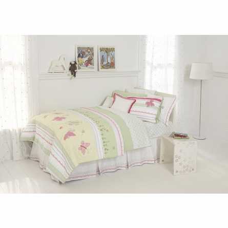 Ric Rac Twin Bed Skirt