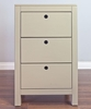 Ricki 3 Drawer Nightstand