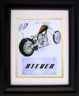 Ricks Motorcycle Wall Art