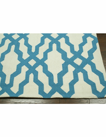 Rico Rug in Blue