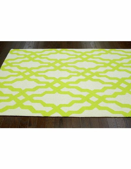 Rico Rug in Green