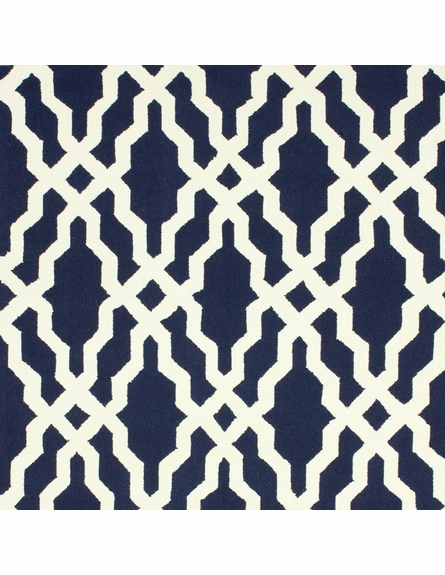 Rico Rug in Navy