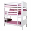 Riley Panel Medium Triple Bunk Bed