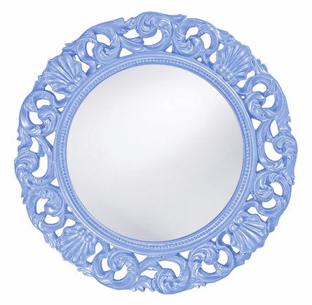 Riley Round Mirror