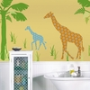 Riley the Giraffe Peel & Stick Wall Decals