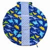 Wrap & Roll Mat in Dino Mite