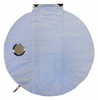 Ritzy Wrap Mat in Social Circle Blue