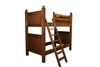 River Kids Twin Bunk Bed