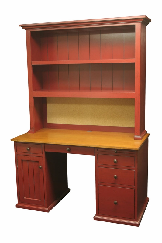 River Kids puter Desk & Hutch by Country Cottage