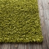 Riza Shag Rug in Green