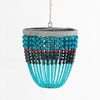Ro Sham Beaux Malibu Ken Beaded Chandelier