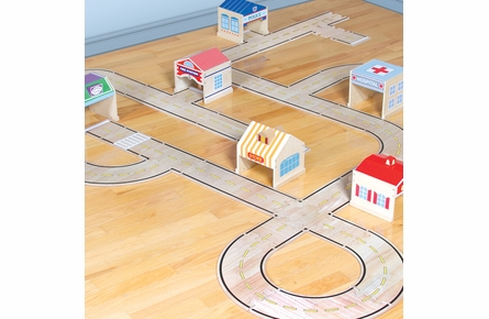 Roadway System - 42 Piece Set