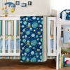 Robot Crib or Toddler Quilted Comforter