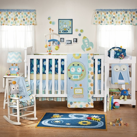 Robot Diaper Stacker
