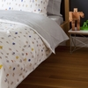 Robot March Toddler Duvet Cover