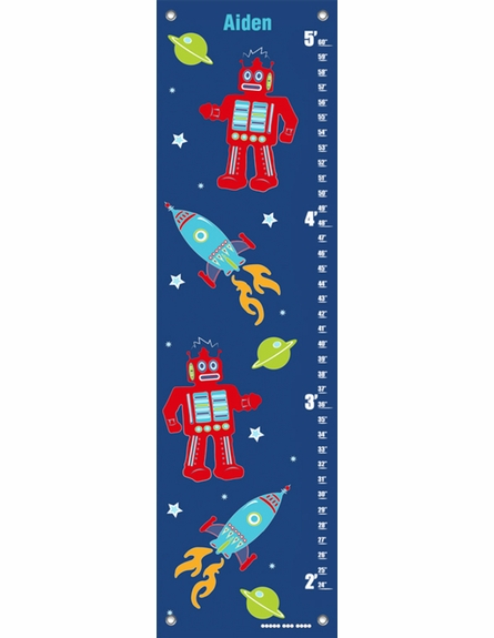 Robots & Rockets Navy Growth Chart