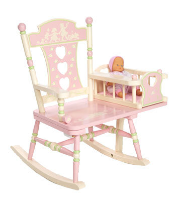 Rock-A-My-Baby Rocking Chair by Levels of Discovery