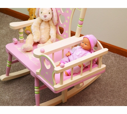 Rock-A-My-Baby Rocking Chair