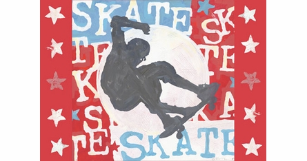 Extreme Sports Placemats- Set Of Four