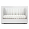 Roh Convertible Crib - White