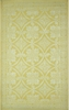 Romantic Lace Yellow Rug