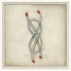 Rope Framed Wall Art
