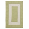 Rope Walk Rug in Celery
