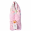 Rose Bloom with Pink Hooded Towel