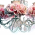 Rose Bouquet Chandelier