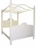 Rose Canopy Bed