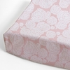 Rose Coral Changing Pad Cover